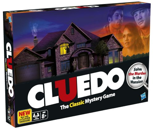 Best Board GAme - Cluedo