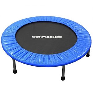 Confidence-Fitness-40-inch-1-Metre-Mini-TrampolineRebounder-0