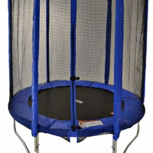 Cortez-Blue-6ft-Trampoline-with-Enclosure-0