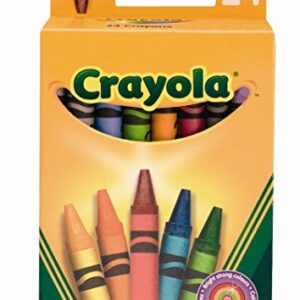 Crayola-24-Crayons-Assorted-Colours-0