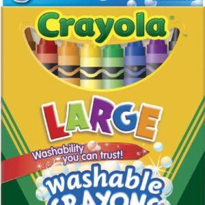 Crayola-Large-Washable-Crayons-8Pkg-0
