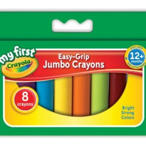 Crayola-My-First-Crayola-Jumbo-Crayons-8-Pieces-0