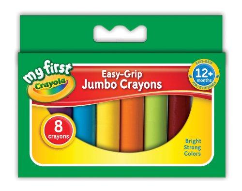 Crayola-My-First-Crayola-Jumbo-Crayons-8-Pieces-0