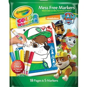 Crayola-Paw-Patrol-Color-Wonder-Mess-Free-Coloring-Pad-Markers-0