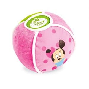 DISNEY-BABY-Minnie-Soft-Activity-Ball-0