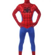 Deluxe-Kids-Adult-Super-Hero-Spider-Big-Party-Costumes-Red-Blue-0-3