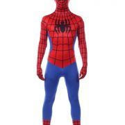 Deluxe-Kids-Adult-Super-Hero-Spider-Big-Party-Costumes-Red-Blue-0-6