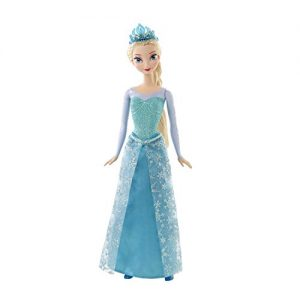 Disney-CFB73-Frozen-Sparkle-Elsa-Doll-Parent-0