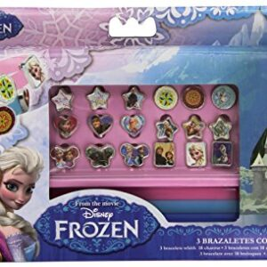 Disney-Frozen-3-bracelet-with-18-Charms-0
