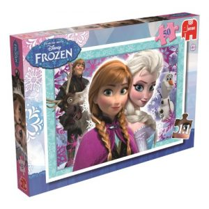 Disney-Frozen-50-Piece-Jigsaw-Puzzle-0