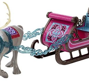 Disney-Frozen-Anna-and-Elsas-Royal-Sled-With-Sven-0
