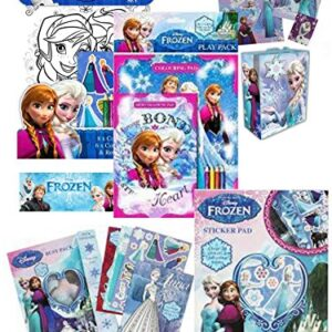 Disney-Frozen-Bumper-End-of-Season-Sale-Set-Includes-Disney-Frozen-Large-Gift-Bag-Disney-Frozen-Gift-Wrap-Birthday-Card-And-Tag-Gift-Pack-Disney-Frozen-Colouring-Set-Disney-Frozen-Busy-Pack-Disney-Fro-0