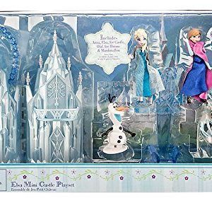 Disney-Store-Frozen-Elsa-Mini-Castle-Playset-0