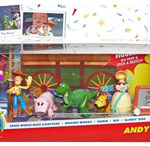 DisneyPixar-Toy-Story-20th-Anniversary-Andys-Room-Buddies-7-Pack-Gift-Set-by-Mattel-0