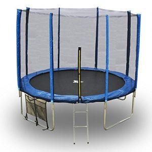 Evostar-II-12ft-Trampoline-and-Enclosure-0