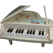 Fajiabao-Best-Birthday-Gift-Electronic-14-Keys-Little-Educational-Piano-Music-Keyboard-Game-Toy-Set-with-Light-and-Song-for-Children-Boys-Girls-Kids-Musical-Early-Learning-0-1