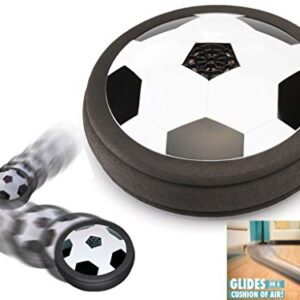 FiNeWaY-AIR-POWER-SOCCER-DISK-CHILDRENS-HOVER-GLIDE-FOOTBALL-DISC-INDOOR-OR-OUTDOOR-TOY-0