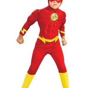 Flash-Justice-League-Childrens-Fancy-Dress-Costume-0