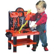 FunkyBuys-Childrens-54pc-Tool-Bench-Playset-Workshop-Tools-Kit-Kids-Toy-Battery-Operated-Electronic-Drill-0-0