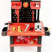 FunkyBuys-Childrens-54pc-Tool-Bench-Playset-Workshop-Tools-Kit-Kids-Toy-Battery-Operated-Electronic-Drill-0-1
