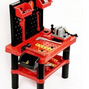 FunkyBuys-Childrens-54pc-Tool-Bench-Playset-Workshop-Tools-Kit-Kids-Toy-Battery-Operated-Electronic-Drill-0-2