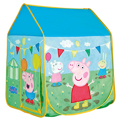 Getgo Peppa Pig Wendy House Play Tent Super Awesome Toys