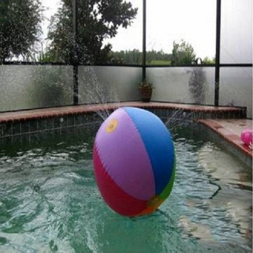 Great Gift For Kids Inflatable Water Fountain Ball