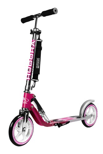HUDORA-Magenta-Silber-205-Big-Wheel-Scooter-0
