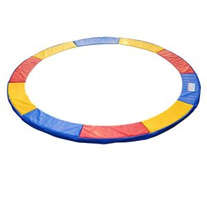 Homcom-10ft-Trampoline-Pads-Safety-Pad-Surround-Trampoline-Replacement-Spare-Multi-Coloured-0
