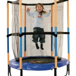 Hudora-Safety-Trampoline-Jump-in-140-0
