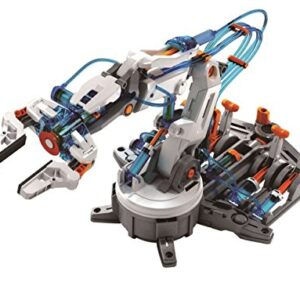 Hydraulic-Robot-Arm-Build-Your-Own-Remote-Controlled-Educational-Toy-Kit-0