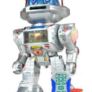 IQ-Doctor-The-Radio-Controlled-Robot-Walks-Glides-Turns-Dances-Launches-Frisbees-with-Sounds-And-Lights-0