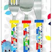 In-The-Night-Garden-6-Piece-Dinner-Set-Tumbler-Bowl-Plate-Knife-Fork-and-Spoon-Tableware-0-4