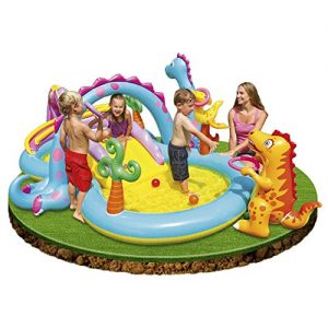 Intex-Dinosaur-Water-Play-Center-Paddling-Pool-with-Moveable-Arch-Water-Spray-Perfect-Large-Activity-Centre-for-Outdoor-Family-Summer-Fun-0