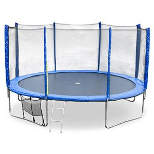 Jump-Star-Trampoline-and-Enclosure-Bumper-Package-8ft-10ft-12ft-14ft-Trampolines-0