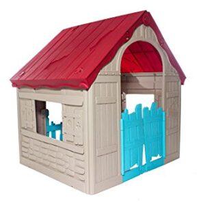KETER-Garden-Outdoor-Fun-Indoor-Kids-Wonderfold-Childrens-Folding-Playhouse-0