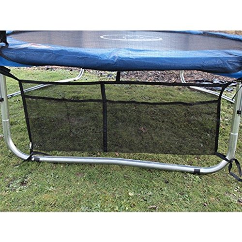 8ft Trampoline Safety Net Enclosure Ladder Rain Cover Shoe: Kanga 6ft / 8ft / 10ft / 12ft Premium Trampoline With