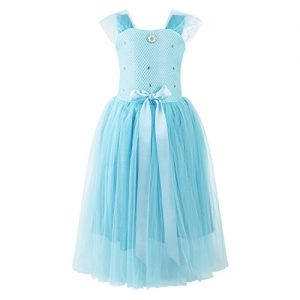 Katara-Elsa-Costume-Dress-with-Diadem-Set-0