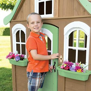 Kids-Wendy-House-This-Cedar-Wood-Childrens-Playhouse-is-a-Sturdy-Strong-and-Safe-Wooden-Hut-Full-of-Exciting-Fun-Features-A-great-Den-for-Outdoor-Play-2-10-Years-0