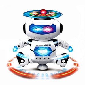 Koly-Electronic-Walking-Dancing-Smart-Space-Robot-Astronaut-Kids-Musical-Light-Toys-Novelty-Chidren-Gifts-0