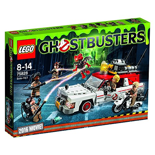 LEGO-75828-Ghostbusters-Ecto-1-2-Building-Set-0