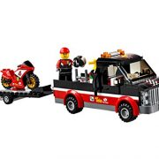 LEGO-City-Great-Vehicles-60084-Racing-Bike-Transporter-0-1