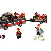 LEGO-City-Great-Vehicles-60084-Racing-Bike-Transporter-0-2