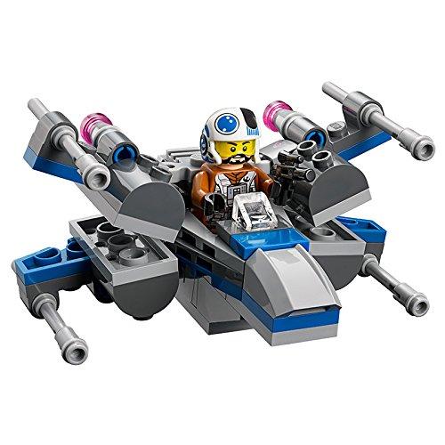 LEGO Star Wars Resistance X-Wing Fighter Building Set - Super ...