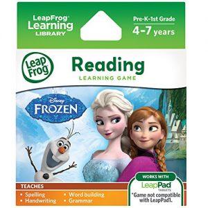 LeapFrog-Learning-Library-Frozen-0