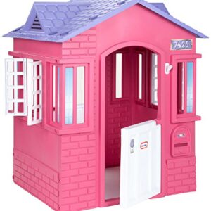 Little-Tikes-Cape-Cottage-Pink-Playhouse-0