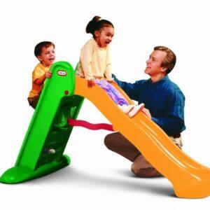 Little-Tikes-Easy-Store-Large-Slide-GreenOrange-0