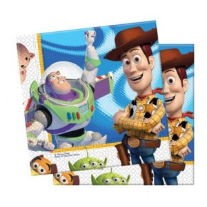 Luncheon-Napkins-2-Ply-Licensed-Toy-Story-3-for-Disposable-Party-Tableware-0