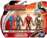 Marvel-Avengers-Age-of-Ultron-Iron-Man-vs-Ultron-Exclusive-3-34-Action-Figure-3-Pack-0