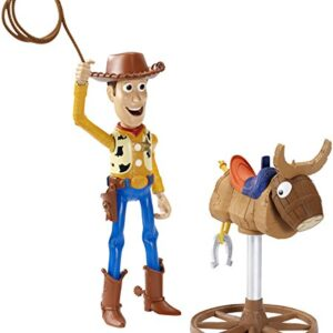 Mattel-CKC56-Toy-Story-Bull-Riding-Woody-Figure-0